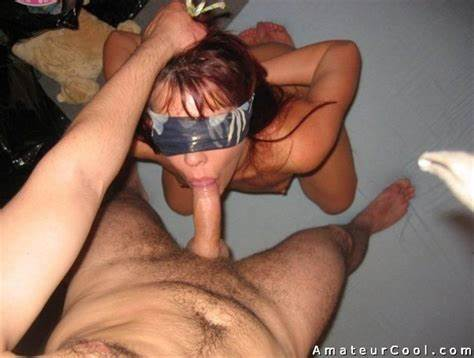 Blond Lady Assfucked In Presence Of Cuckold Boy