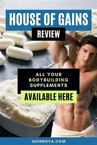 Bodybuilding Supplements For Sale  House Of Gains Online Store Review In 2020