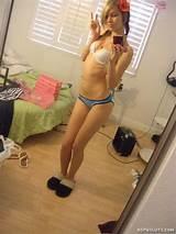 Candid shots of banging blonde slut