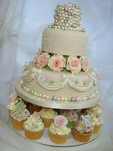 Tortas, Vintage, Decoraci, U00f3n, De, Pasteles, Con, Look, Antiguo, Y
