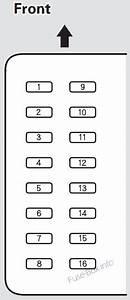 Fuse Box Diagram  U0026gt  Acura Mdx  Yd1  2001