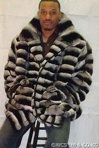 Chinchilla coat | Men's fur coats/jackets | Pinterest ...