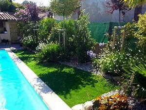 creation jardin zen interesting soutnement bois lyon with With amazing pont pour bassin de jardin 13 deco jardin puit en bois