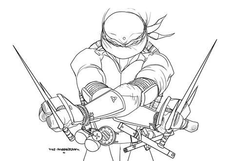 Ninja Turtles #144 (Superhéroes) Páginas para colorear