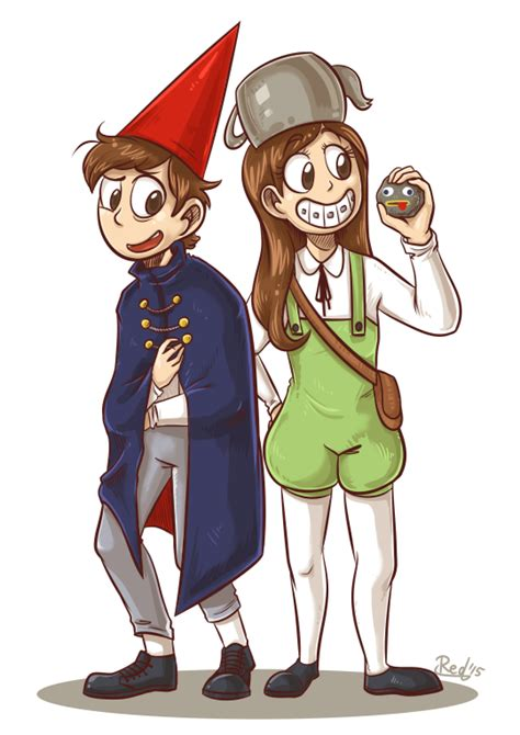 People Tell Me That Wirt And Greg Are Basically Dipper And
