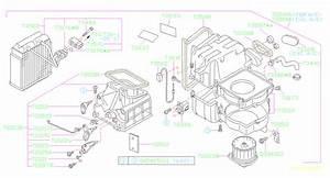 Subaru Forester A  C Evaporator Drain