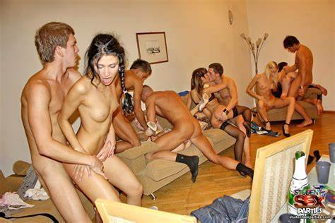Hd Student Girl Orgy