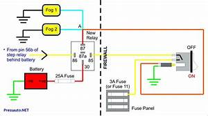 How A 5 Pin Relay Works - Youtube