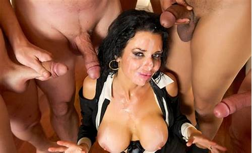 Veronica Avluv Foursome Party #Veronica #Avluv #Bachelor #Party #Bukkake