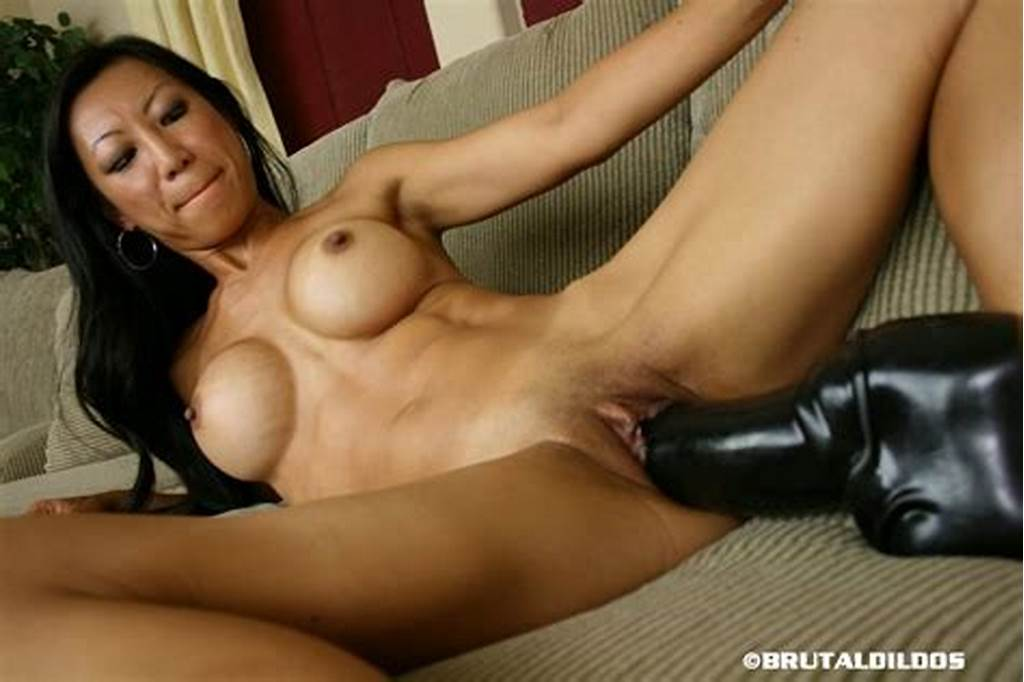 #Big #Breasted #Brunette #Babe #Slut #Making #Dildo #Riding #Action