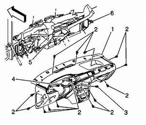 Pontiac G6 Dashboard Removal