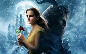 Emma Watson Beauty and the Beast Movie Wallpaper High ...