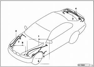 Original Parts For E39 525d M57 Touring    Vehicle