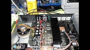 Cambridge Audio A300 Amplifier Repair