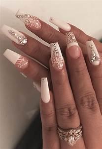 wedding nail ideas for 2019 fashionre