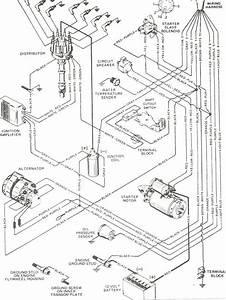 Mercruiser 30 Wiring Diagram  Wiring Diagram