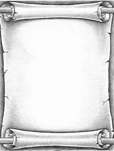 Blank Scroll Invitations A Night In Bethlehem The Idea Door