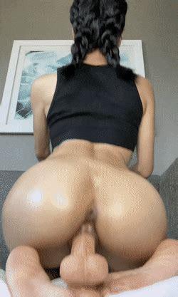 Curvy Latina Riding Dildo
