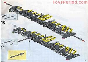 Lego 8425 Black Hawk Set Parts Inventory And Instructions