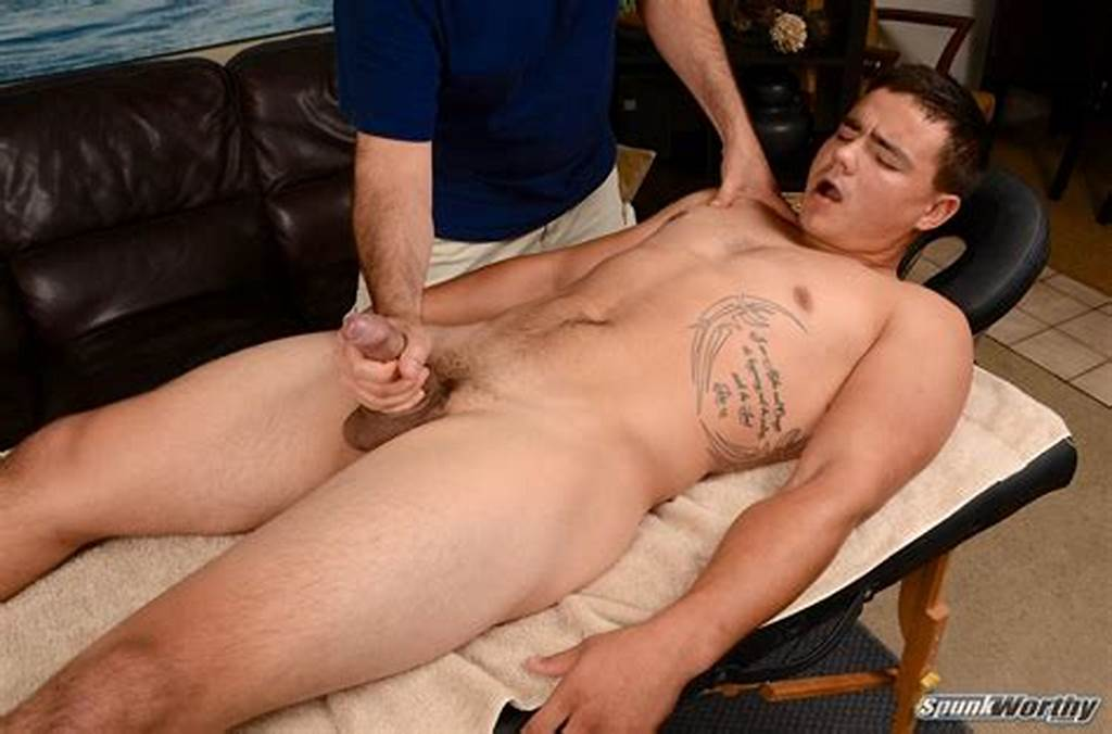#Straight #Uncut #Marine #Gets #A #Massage #With #A #Happy #Ending