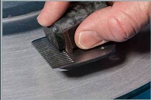 How To Sharpen Clipper Blades With Aluminium Foil