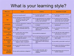 Adult Learning Stylesppt