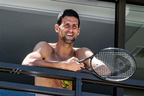Novak djokovic y alexander zverev saltarán en breve a la pista del rod laver arena. Australian Open 2021: Novak Djokovic breaks silence over ...