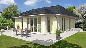 Kleines Haus Bauen 80 Qm : der bungalow 92 ihr massivhaus von town country haus ~ Sanjose-hotels-ca.com Haus und Dekorationen