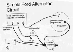 83 Mustang Alternator Not Charging