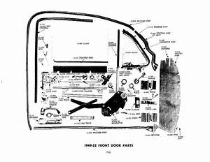 16  Chevy Truck Door Parts Diagram