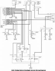 Dodge Dakota Instrument Cluster Wiring Diagram : 2001 dodge dakota headlight system wiring diagram ~ A.2002-acura-tl-radio.info Haus und Dekorationen