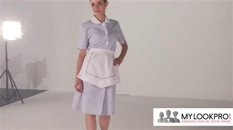 emploi de femme de chambre blouse de travail pour femme de chambre