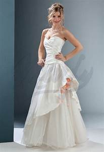 Modele s849 patron couture robe mariee for Patron de robe de mariée