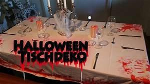 Deko Ideen Selbermachen : halloween tischdekoration diy party deko selber machen ~ A.2002-acura-tl-radio.info Haus und Dekorationen