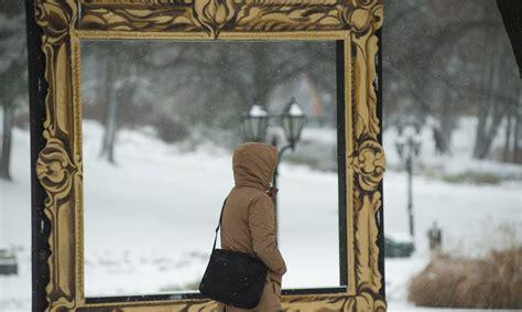 Sestdienas rītā daudzviet nedaudz snieg; dienā starp mākoņiem uzspīdēs saule - Laika ziņas ...