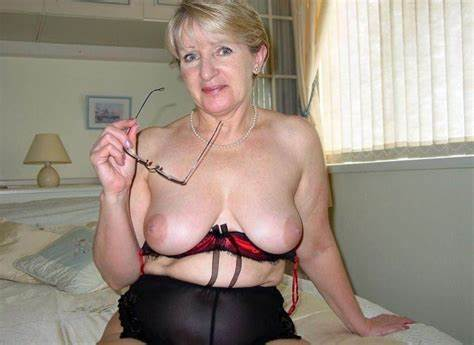 Granny In Girdles Her Beach Granny Biggest Chested