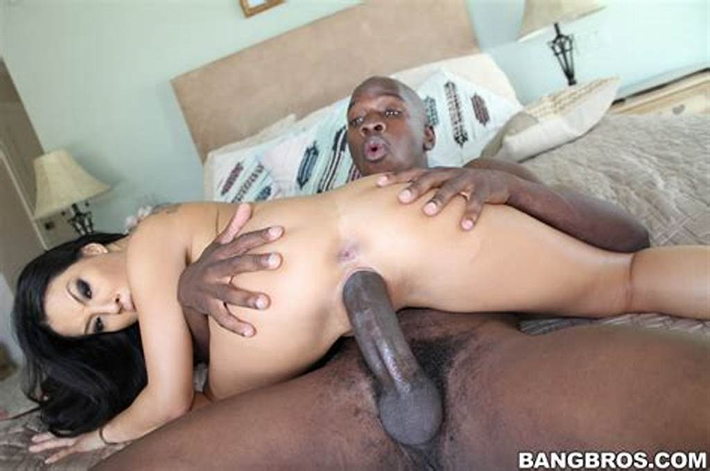 #Asa #Akira #Gets #Her #Pussy #Rammed #By #Monster #Black #Dick