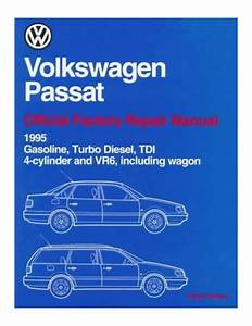 001 Volkswagen Passat Official Factory Repair Manual