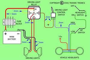 Negative Led Light Bar Wiring