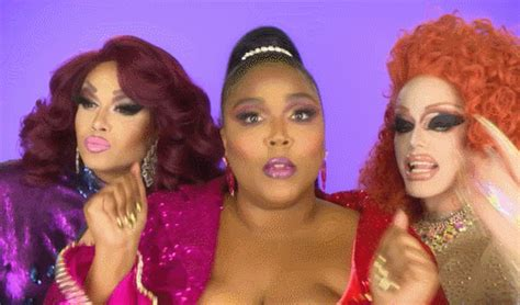 The latest and greatest videos in all categories. VJBrendan.com: Lizzo feat. RuPaul's Drag Race Queens - 'Juice' Music Video
