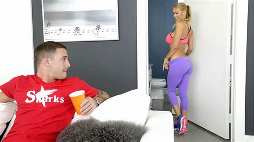#He #Fucks #His #Sexy #Stepmom #While #His #Daddys #Watching #The