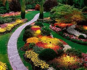 les jardins aux plates bandes fleuries With lovely decoration jardin zen exterieur 5 le jardin zen le petit bijou de la sagesse exotique