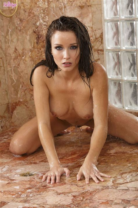 Malena Morgan Shows Off Her Amazing Body In The Shower