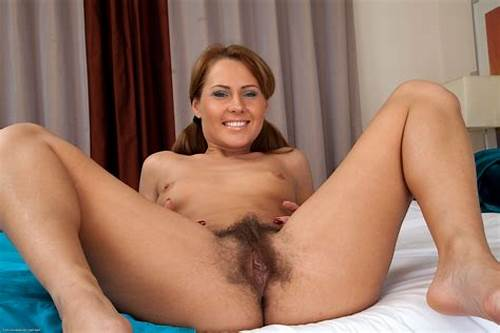 Mature Cutie With Hairy Cunt