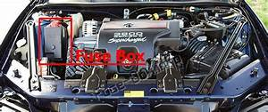 Fuse Box Diagram Pontiac Grand Prix  1997