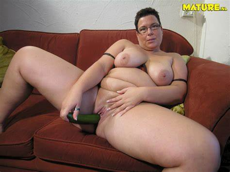Deluxe Plump Mature Trouble