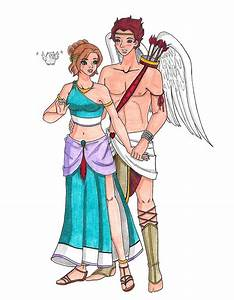 Disney's Psyche and Cupid by zoro4me3 on DeviantArt