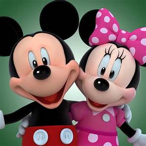 Minnie Mouse Möbel : 3d model of mickey minnie mouse ~ A.2002-acura-tl-radio.info Haus und Dekorationen