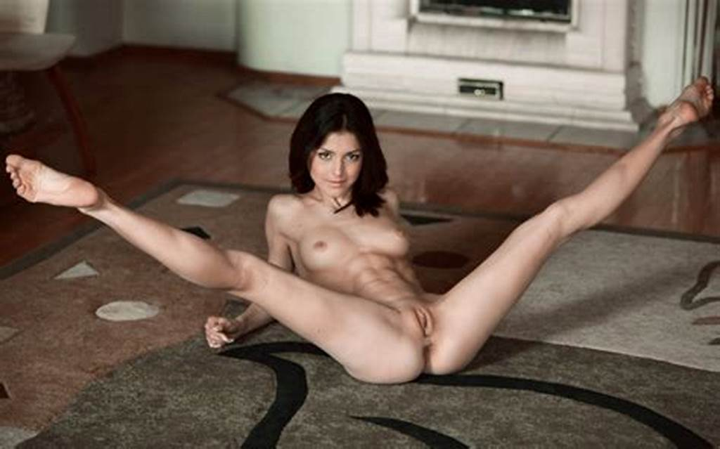 #Flexible #Girls #Spreading #Their #Legs #Wide #Open