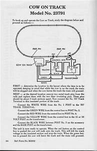 Wiring Diagram For American Flyer Cow On Track Needed